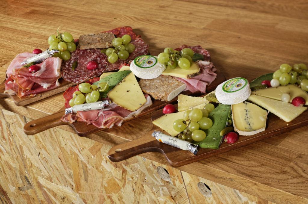 Atelier saisonnier - meilleure planche charcuterie fromage paris